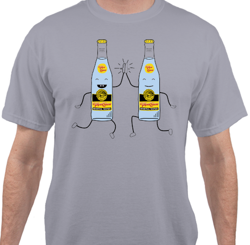 topo chico bros graphic mens womens unisex t shirt all
